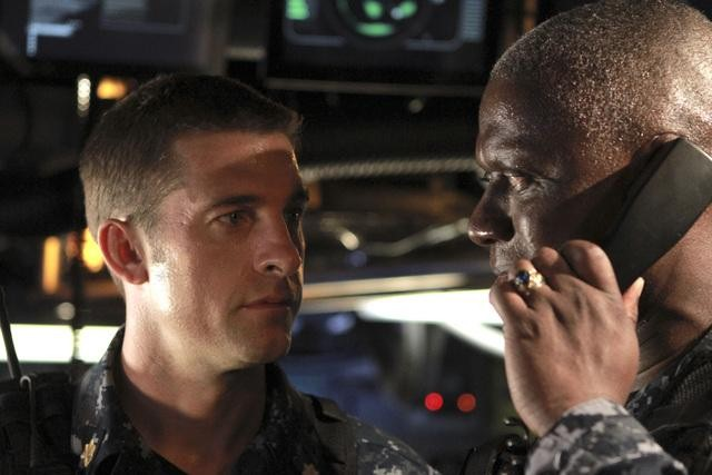 Scott Speedman and Andre Braugher in Last Resort.