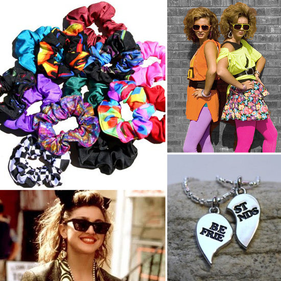 List Of Fashion Trends For Women In The 80s Share This Link