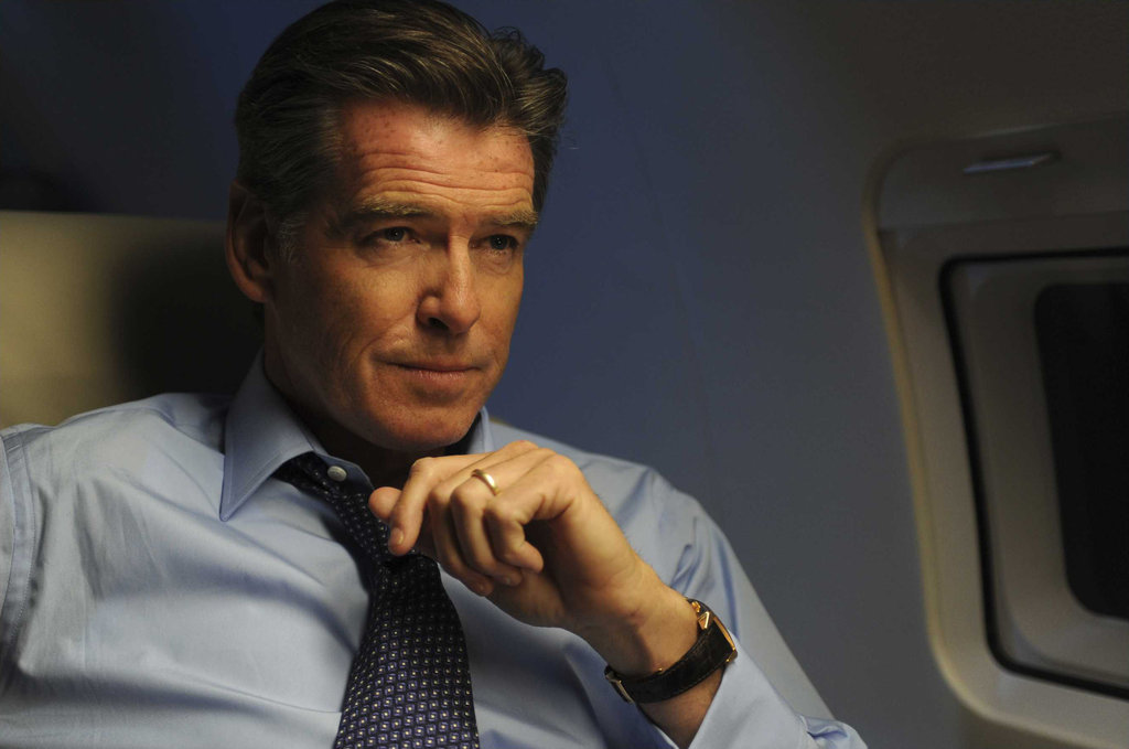 Pierce Brosnan, The Ghost Writer