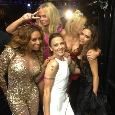 Celebrity Twitter Pictures From 2012 London Olympics
