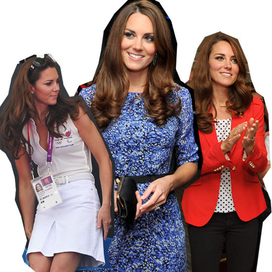 Snoop Kate Middleton's Entire Olympics Wardrobe, Day-By-Day!