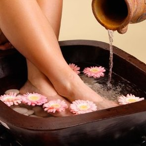 How to Smooth Rough Feet
