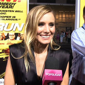 Kristen Bell and Dax Shepard at Hit and Run Premiere | Video