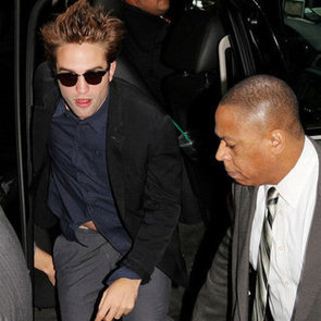 Robert Pattinson on GMA Pictures