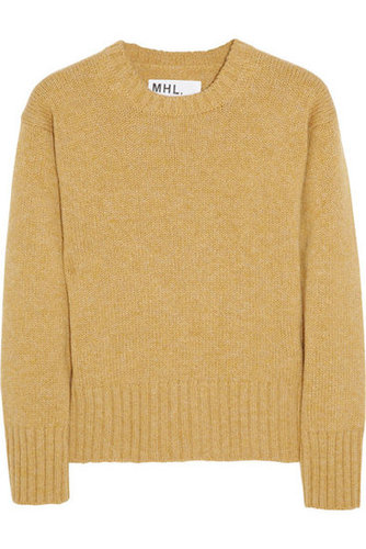 MHL by Margaret Howell|Wool sweater|NET-A-PORTER.COM