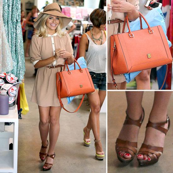 Shop Mollie King's LA Style