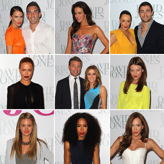David Jones Gathers a Star-Studded Front Row For Its Big Fashion Launch