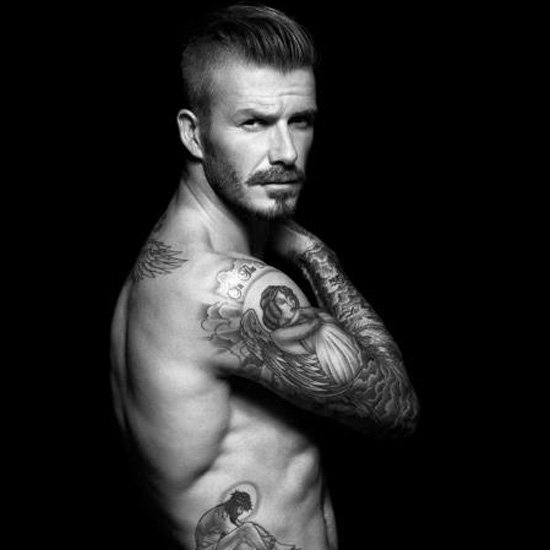 David Beckham in Underwear For H&M Underwear Campaign