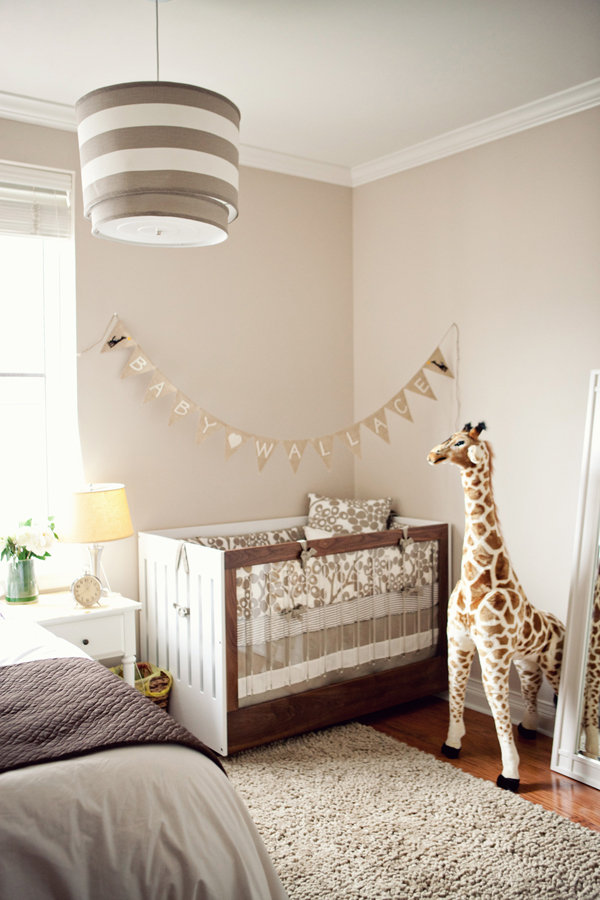 Sharing Master Bedroom With Baby: Shared Baby And Parent Room