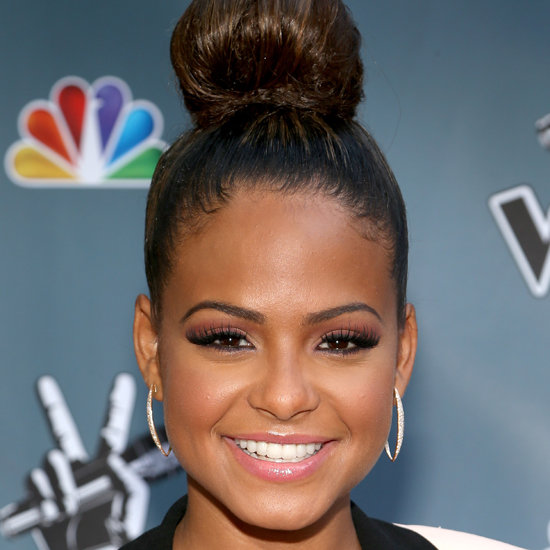 Celebrities Wearing Big, Round Buns