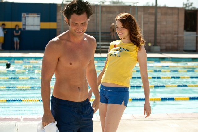 Penn Badgley, Easy A