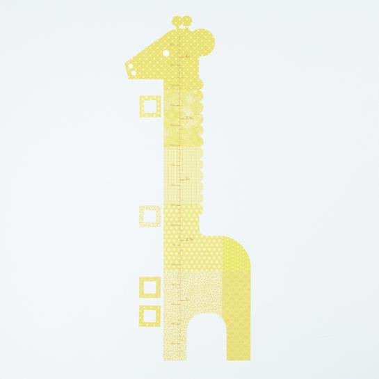 Neck and Neck Growth Chart ($60)