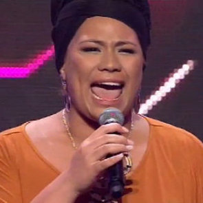 Angel Tupai The X Factor 2012 Audition Singing Jessie J's Big White Room