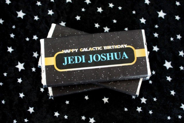 Jedi Candy Bars