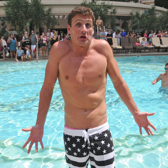 Ryan Lochte on Prince Harry in Vegas on Today Show