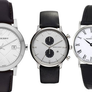 Top Ten Best Leather Strap Watches to Buy Online: Marc by Marc Jacobs, Armani, Burberry and more!