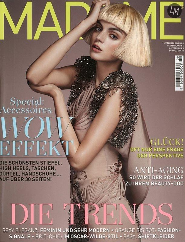Madame September 2012