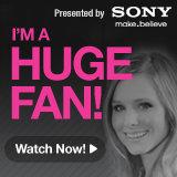 Watch Our I'm a Huge Fan Winner Meet and Interview Kristen Bell!