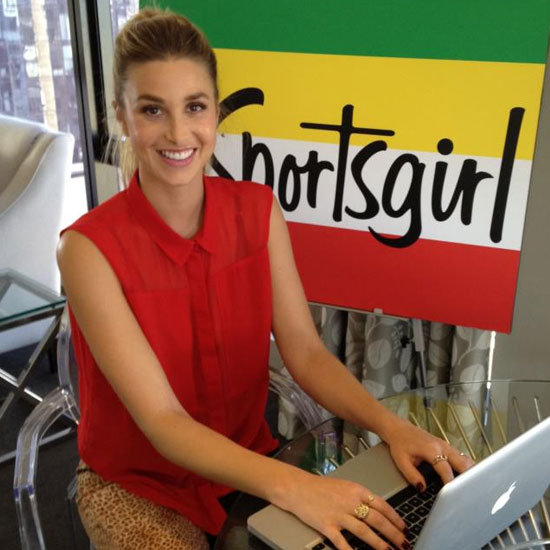 Whitney Port in Sydney for Sportsgirl, P'trique and Tyra Banks Get Funny for ANTM and more Afternoon News