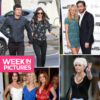 A Week in Pictures: Miranda Kerr, Jake Gyllehaal, Gwyneth Paltrow, Miley Cyrus And Robert Pattinson