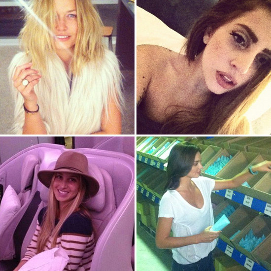 Candids: See What Lara Bingle, Lady Gaga, Miranda Kerr & More Got Up To This Week