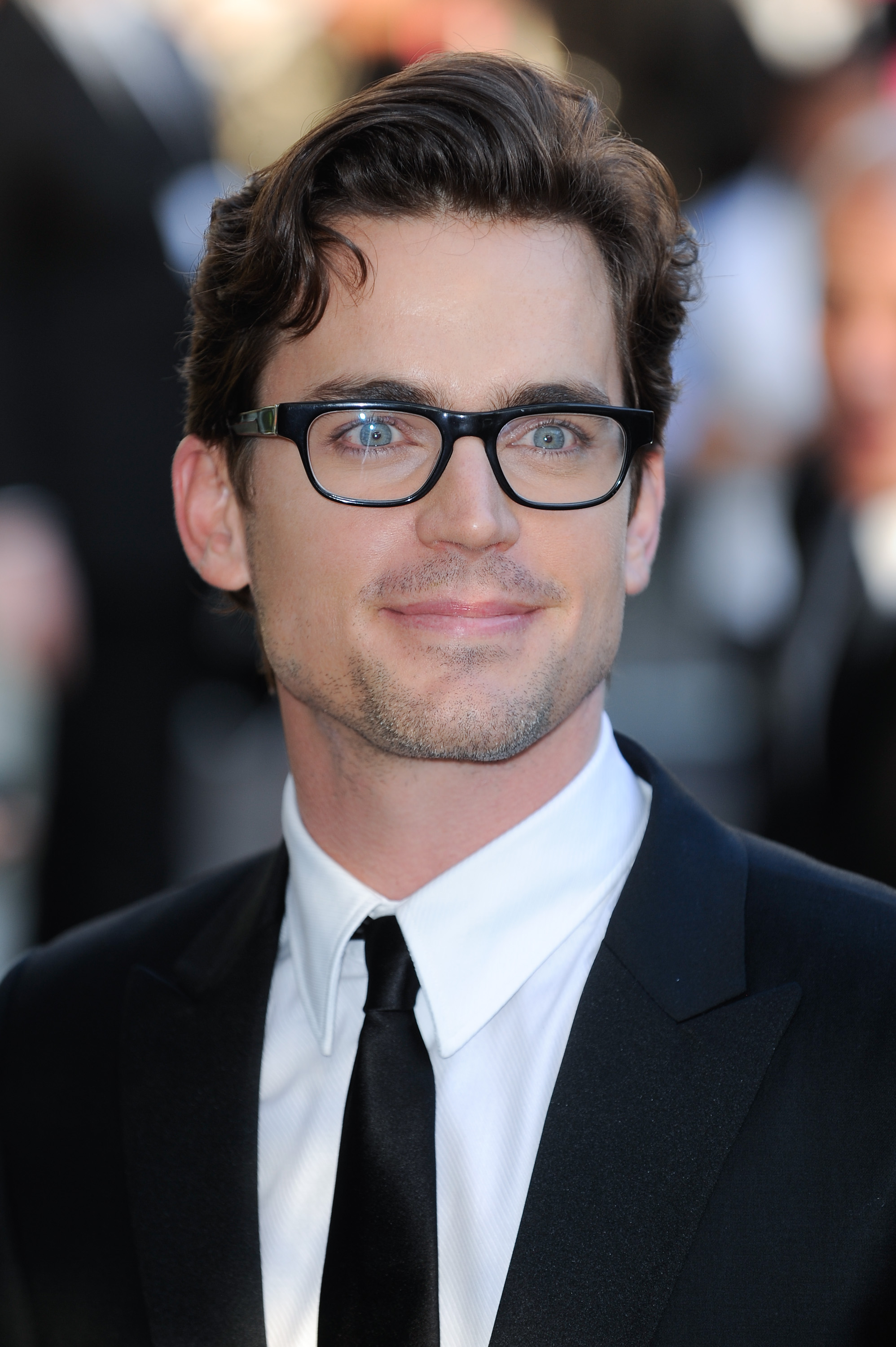 Matt Bomer | Four-Eyed...
