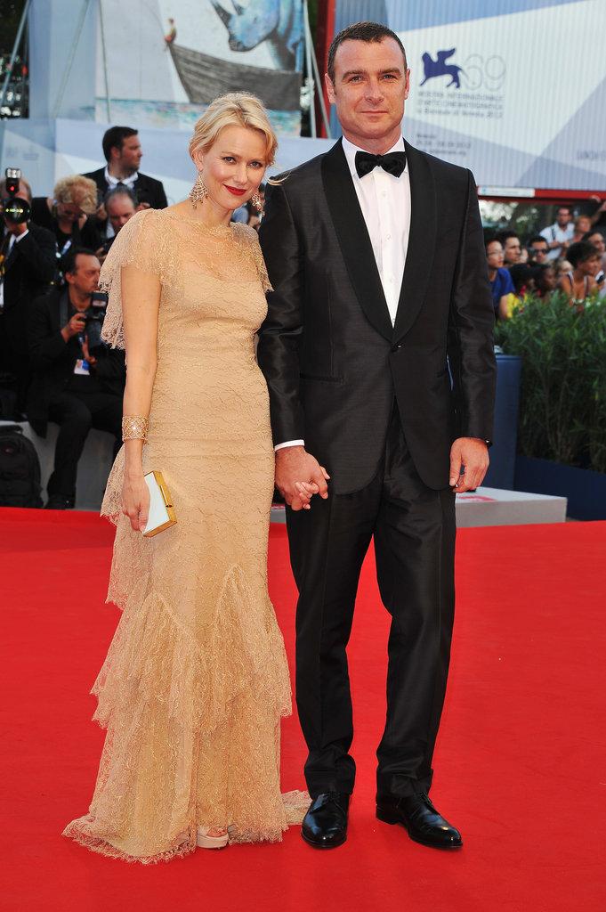 Liev Schreiber Naomi Watts Venice Premiere | Pictures ...