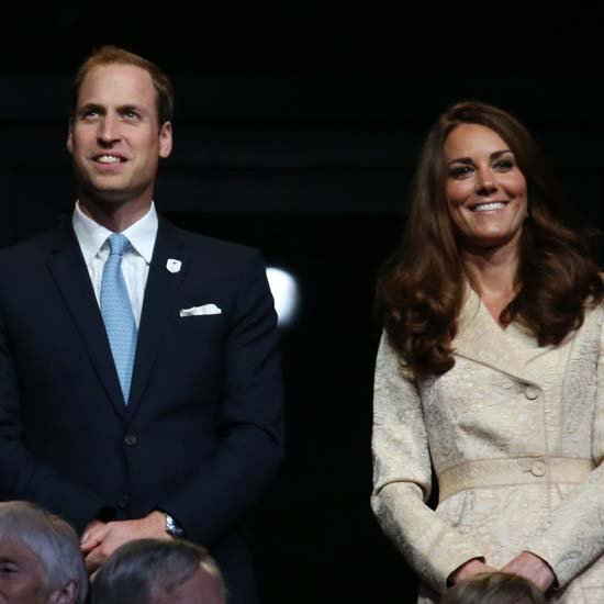 Kate Middleton at 2012 Paralympic Opening Ceremony (Video)