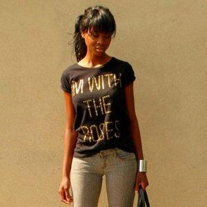 Studded Shirt Street Style