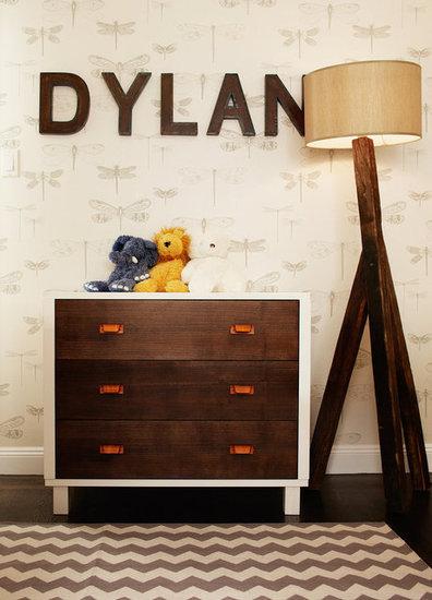 Baby Dylan's Hip Nursery
