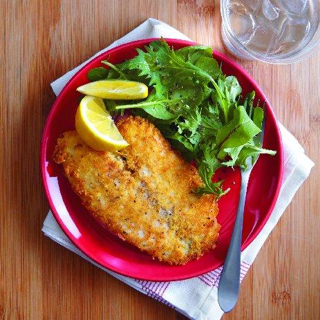 Kid-Friendly Fish Recipe