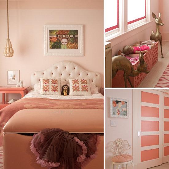 A Grown-Up Girlie-Glam Room