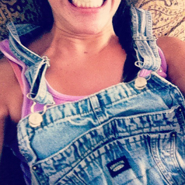 Wearing Overalls (Nonironically)
