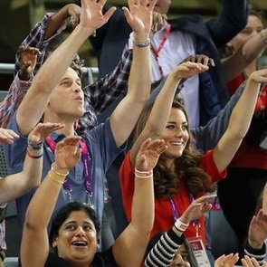 Details on Kate Middleton and Prince William at 2012 Paralympics and Tour to Asia