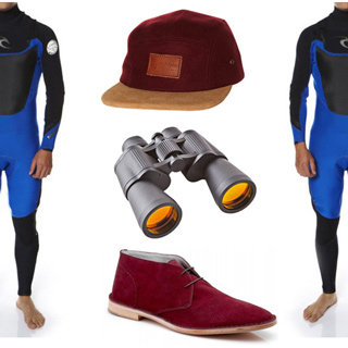 Top Ten Father's Day Gift Ideas Online for the Adventurous Dad: Binoculars, Wetsuits, Cool Shoes & More