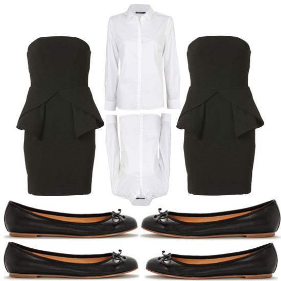 Investment Shopping: The Top five Pieces To Buy Online: Little Black Dress, Black Blazer, White Shirt and more