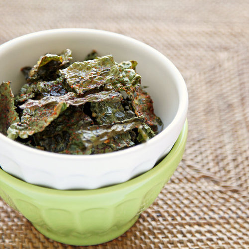 Spicy Miso Kale Chips