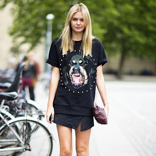 Best Fall Street Style 2012