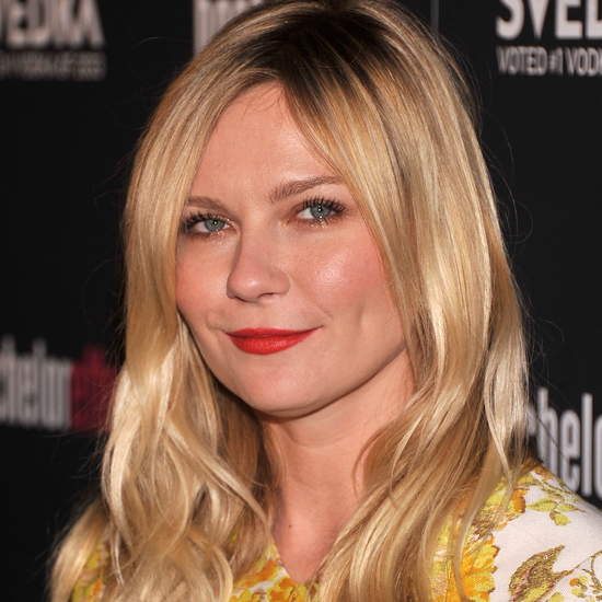 Kirsten Dunst Tells Us the Trick to Pulling Off Red Lipstick