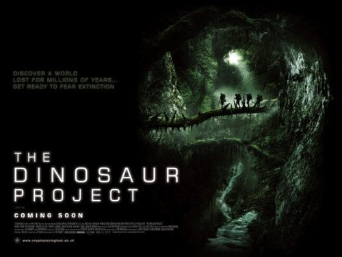 The Dinosaur Project (tagged with my/comingsoon project..)