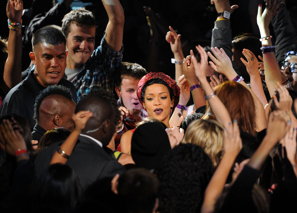 Rob Debuts New Twilight, Rihanna Wins Big — The Best of the 2012 MTV VMAs