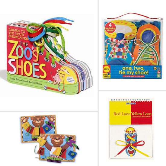 Fun Toys That Teach Tots How to Tie Knots