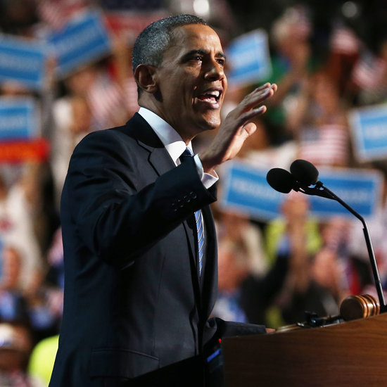 Barack Obama's Democratic National Convention Speech (Video)