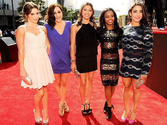 The Fab Five(2012 MTV VMA)