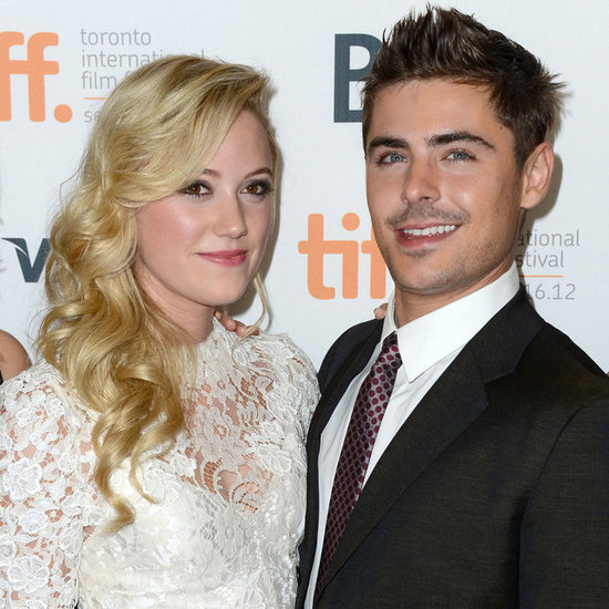 Zac Efron And Maika Monroe At Toronto International Film Festival