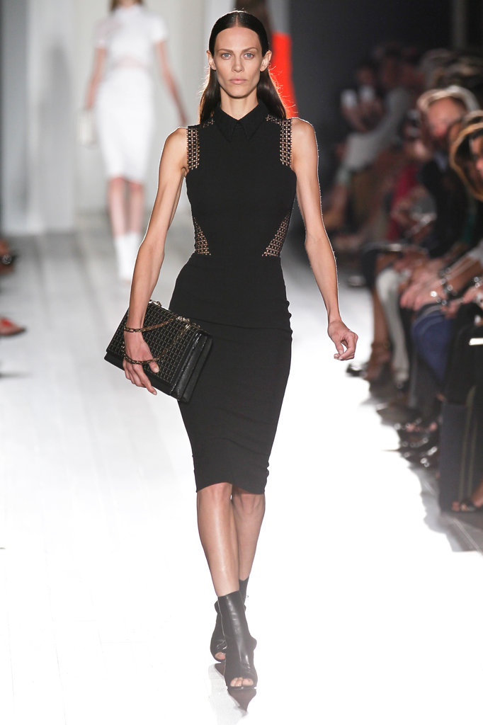 2013 Spring New York Fashion Week: Victoria Beckham