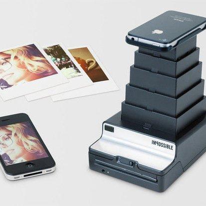 iPhone Polaroid Prints
