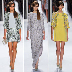 Jenny Packham Spring 2013   Pictures