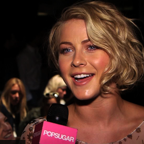 """Julianne Hough Grew Up Wearing """"Dance Clothes and Sweatpants"""""""