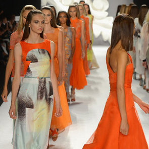 Pictures and Review of Carolina Herrera Spring Summer New York Fashion Week Runway Show